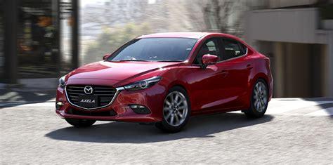 mazda car price in australia 2016 mazda 3 facelift goes official australian debut