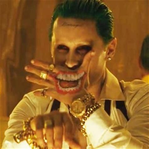 tattoo joker hand jared leto harley quinn and look at on pinterest