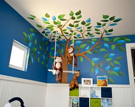 monkey business nursery design dazzle