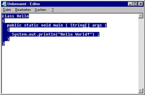 java tutorial kvr notes notepad editor