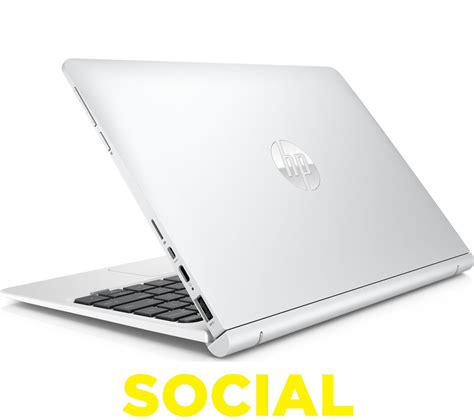 Hp Notebook 10 1 hp pavilion x2 10 n155na 10 1 2 in 1 white deals pc world