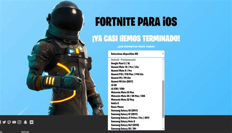 Which Android Devices Are Compatible With Fortnite by Fortnite 191 Tu Android Est 225 En Esta Lista Descubre Si Tu