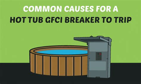 10 common causes for a tub gfci breaker to trip
