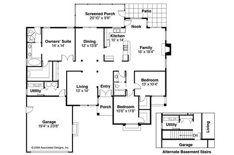 Mediterranean House Plans Without Garage Mediterranean House Plans Without Garage