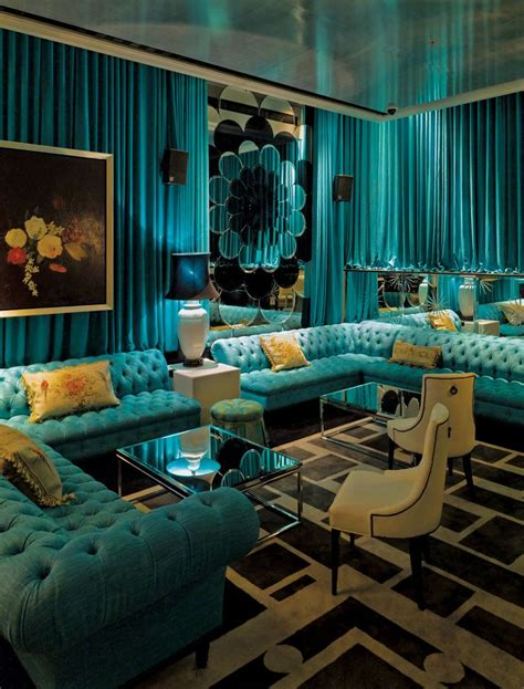 Turquoise Living Room Curtains Designs 106 Best Home Decor 60 S 70 S Images On Retro Decorating My House And Vintage Decor
