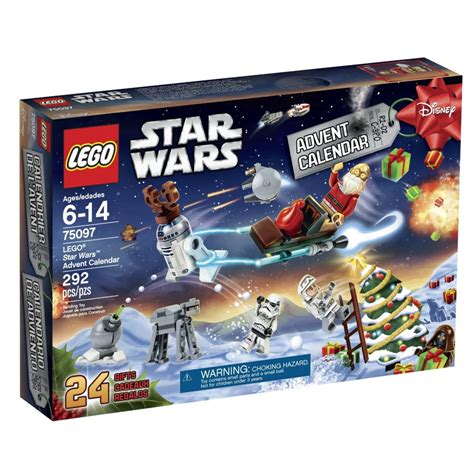 calendar kit sale lego wars 75097 advent calendar building kit now for
