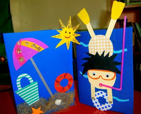 summer craft projects for preschoolers 274 best images about summer on summer school