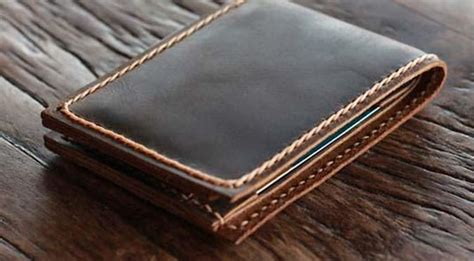 Harga Dompet Pria Merek Weichen tips mencari dompet kulit pria original dengan harga murah