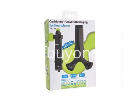 Sale Charger Mobil Universal For All Smartphone universal car mount plus universal charger for smartphones