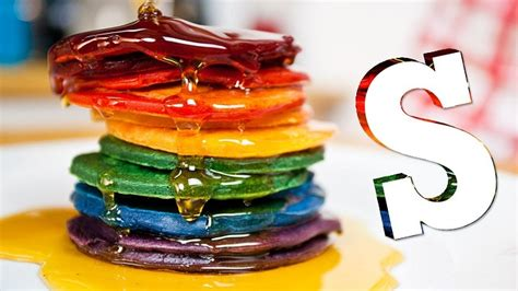 membuat pancake rainbow resep pancake rainbow lezat dan menggoda mas jamal