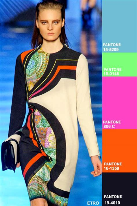 trend colors colors fashion trend forecast fall winter 2014 2015 key color combos from trend council