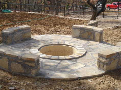 Large Firepit Large Pit Plans 187 Design And Ideas