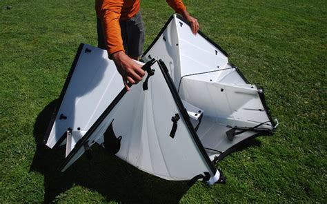 kayak origami mycanoe origami kayak a worthy foldable option killer
