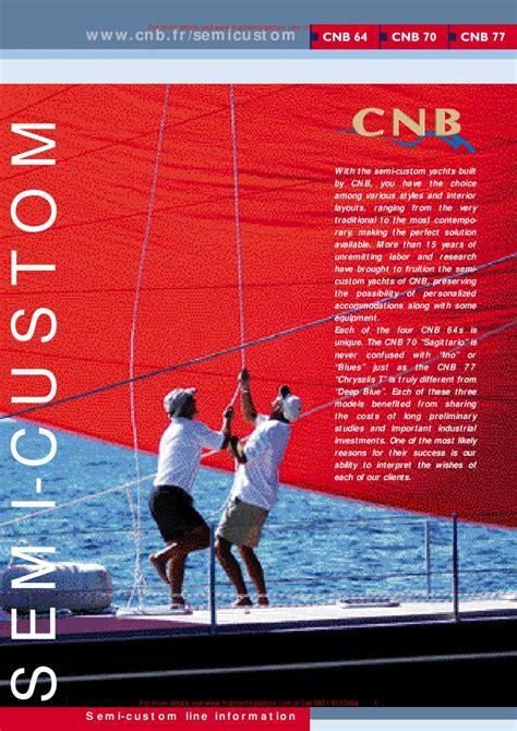 b fruition industrial company cnb b 233 n 233 teau cnb semi custom by marine mega store ltd issuu
