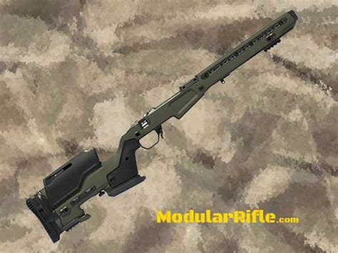 Mcrees Rifle Vs Mba by J Allen Jae 700 Rifle Chassis System Modularrifle