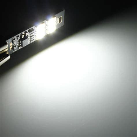 membuat lu led senter lu led mini usb 1w 50lm 3000k warm white black