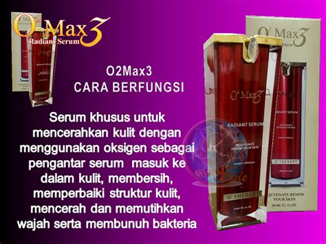 Serum Firmax3 firmax3 health and centre o2max3 blood serum