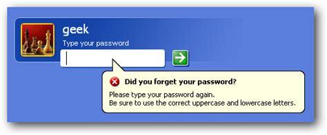 reset password windows xp ubcd reset your forgotten password the easy way using the