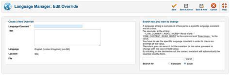joomla category blog layout override joomla category blog layout override custom language