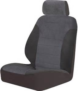 Seat Covers Car Parts List Seat Covers Universal Grey O Reilly