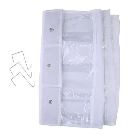 24 pockets hanging door holder 24 pocket door hanging holder shoe organiser storage rack
