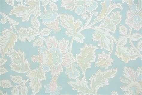 wallpaper flower vintage pastel 1930s vintage wallpaper by the yard floral wallpaper with