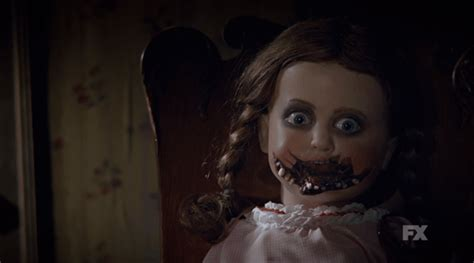 haunted doll gif american horror story is toying with fans in another