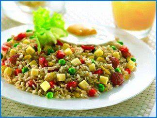 resep nasi goreng istimewa resep masakan nusantara