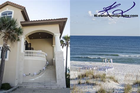 Wedding Photographers in Pensacola Beach FL   KLewis