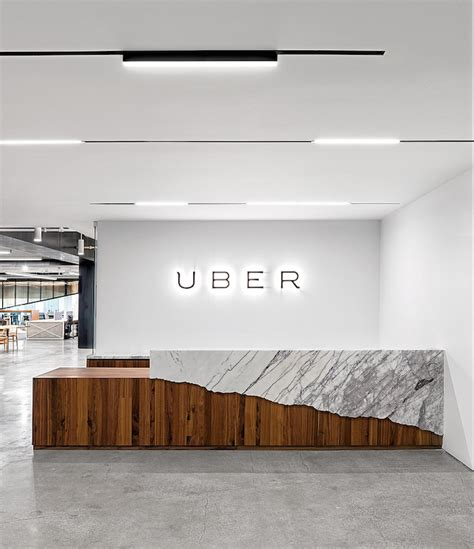 Uber Office by Uber Office Design By Studio O A