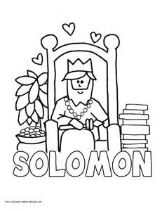 solomon build the temple coloring pages coloring pages