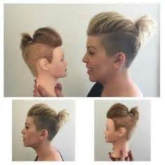 when were doughnut hairstyles inverted angled inverted bob with clipper cut nape inverted bob s