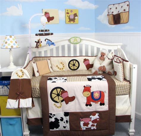 Cowboy Baby Crib Bedding Crib Bedding Sets For Your Cowboy