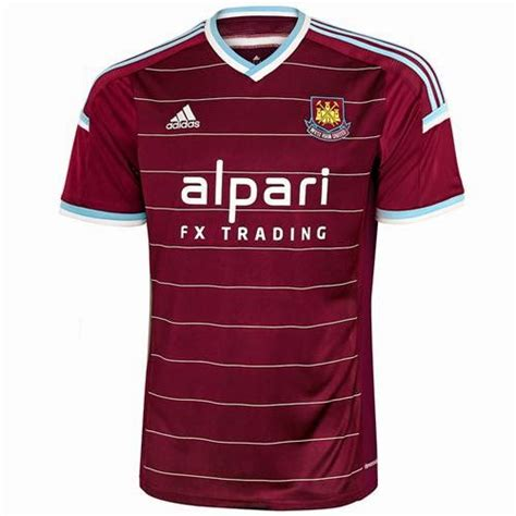 Jersey Baju Bola Westham United Home 2018 jersey terbaru west ham united 2014 2015 dirilis toko jersey terbaru