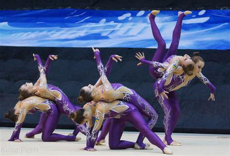 aesthetic group gymnastics eusa