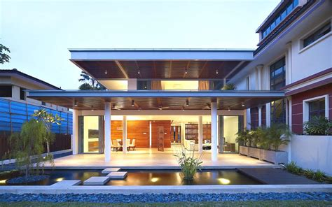 Home Design Expo Singapore by Home Design Latest Singapore Modern Homes Exterior Designs