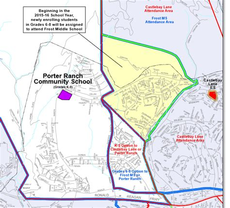 prcs changes boundaries porter ranch neighborhood council