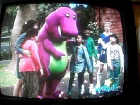 barney and the backyard gang i love you barney and friends hola mexico barney the purple