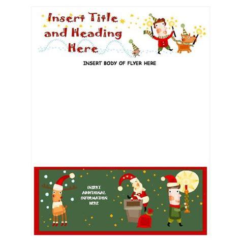 microsoft word christmas templates