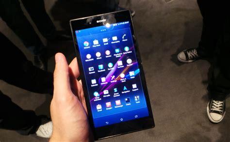 Handphone Sony Ultra Z xperia z ultra lo nuevo de sony con 6 4 pulgadas mundodigitalblo