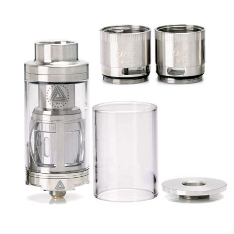 Limitless Xl 25 Rta Atomizer Authentic authentic ijoy limitless xl sub ohm rta 4ml 25mm silver