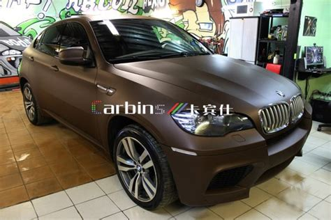 Buble Wrap Paking Buble Wrap car vinyl wrap matte brown chocolate color 1 52 30m air