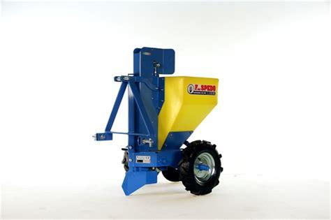 Automatic Potato Planter by Spedo Automatic Potato Planter