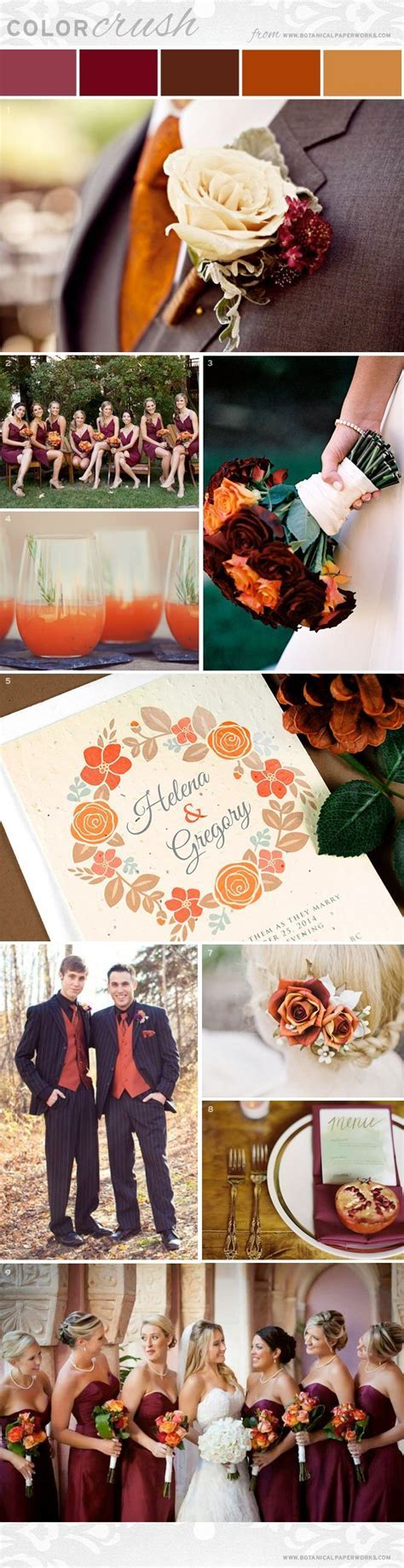 17 Best ideas about Green Fall Weddings on Pinterest