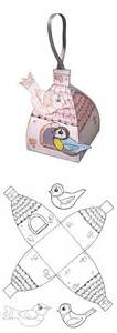 papercraft gift box templates 25 best ideas about gift box templates on