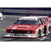 Klaus Ludwig Won Two IMSA GT Races With The Miller Mustang