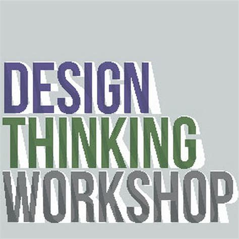 design thinking conference повик за учество на работилница за design thinking