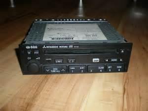 Mitsubishi Radio Cd Radio Ph 3000 B W142 Carisma Spacestar Biete Mitsubishi