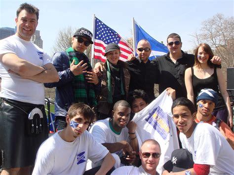 Kaos New York New York 05 dancers nyc hip hop and breakdance manzana city crew