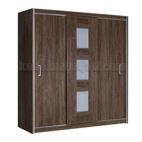 Meja Tv Denver lemari pakaian minimalis jati 3 pintu model denver